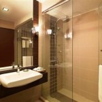 Bathroom The Legend Resort Cherating