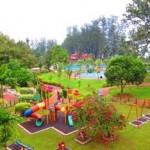 De Rhu Beach Resort's Garden