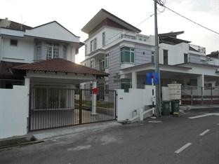 Kompo Villa Hotel-Exterior