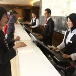 Reception Sri Manja Boutique Hotel