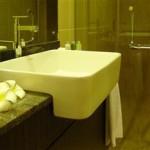 Riverside Boutique Guesthouse Executive King Bathroom