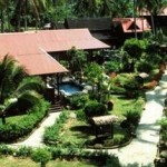 View of Eastern Pavillion Boutique Resort