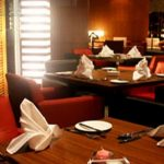 Dining at The Zenith Hotel