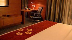 The Zenith Hotel Room